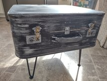 Suit case coffee table/storage in Beaufort, South Carolina