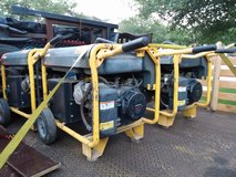 ( 8 ) House hold/ portable Generators in The Woodlands, Texas