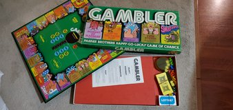 Lot of vintage board games in Algonquin, Illinois