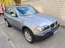 bmw x3 automatic new inspection in Ansbach, Germany