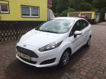 2018 Ford Fiesta *US Specs* AUTOMATIC, A/C, Multimedia, Bluetooth, ONLY 12k Miles!! New TÜV in Spangdahlem, Germany