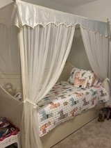 Princess day bed in The Woodlands, Texas