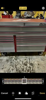 snap on tool box in The Woodlands, Texas