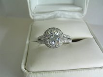 IGL CERTIFIED 1.71CT DIAMOND  ENGAGEMENT  RING in Fort Bliss, Texas