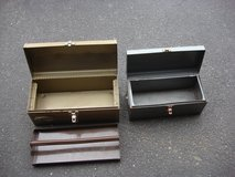 14 OR 16 INCH METAL TOOL BOXES in Chicago, Illinois