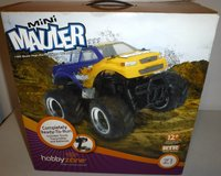 NOS - Hobby Zone Mini Mauler Z1 R/C Monster Truck 1:20 scale Remote Control Vehicle in Bolingbrook, Illinois