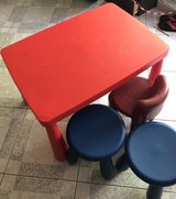 Child's Table with chairs in Ramstein, Germany