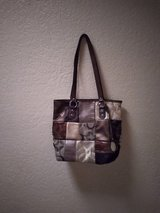 """12"""" x 10"""" purse... total hight with straps 20"""" • magnetic closure ... by ROSETTI NEW YORK in Fort Hood, Texas"""