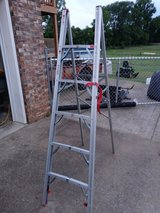 Camping trailer 6' collapsible ladder in Fort Campbell, Kentucky