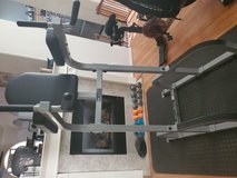 Champion Barbell Abdominal Exerciser & Dip Station-- Reduced in Baytown, Texas