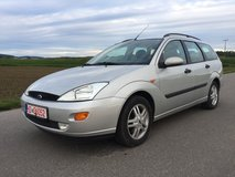 FORD FOCUS ## Only 54.680 Miles ## in Ramstein, Germany
