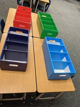 Book Display Boxes for Teachers in The Woodlands, Texas