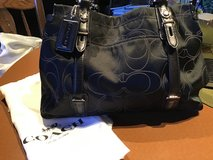 Coach Purse - Like New Condition in Ramstein, Germany