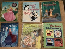 Golden Books - some in new condition in Kingwood, Texas