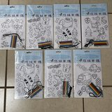 Lot of 7 Shrink Art Sets New in Vacaville, California