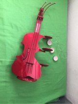 """violin 21"""" candlestand in Ramstein, Germany"""
