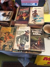 old westerns books in Fort Polk, Louisiana