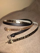 Womens' 0.5 inches belt bundle ... fit 38 -40 inch waist • New item in Fort Hood, Texas