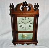 Antique Seth Thomas Mantle Parlor Clock ~ Does Not Work ~ Post 1865 Victorian Era in Glendale Heights, Illinois