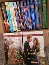 Lot 14 Love Inspired Susp, Historical, Intrigue, Mystery, Silhouette & Contemporary Romance Book... in Byron, Georgia