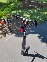 Allen Sports Deluxe 2-Bicycle  Mounted Bike Rack Carrier, in Bolingbrook, Illinois