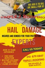 ITS TIME FOR A NEW ROOF in Lackland AFB, Texas
