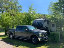 Truck and Camper in Lawton, Oklahoma