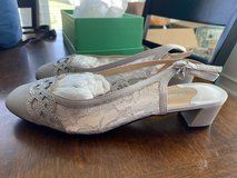 Brand New!! J Renee Silver Shoes in Aurora, Illinois