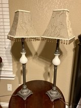 2 lamps in Conroe, Texas