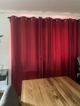 Blackout curtains in Ansbach, Germany