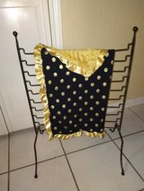 30 x 27-inches • two sided baby blanket in Fort Hood, Texas