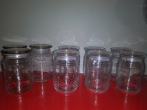 glass containers in The Woodlands, Texas