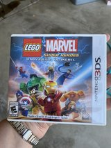 3DS LEGO Marvel Super Heroes Universe in Peril Game in Joliet, Illinois