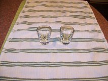Two Heavy Weighted Shot Glasses in Joliet, Illinois