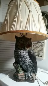 owl lamp in Fort Knox, Kentucky
