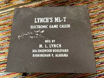Electronic Game Caller in 29 Palms, California