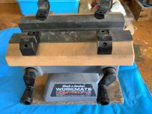 Black & Decker Hobby craft Workmate, bench top vise and plastic parts holder in Travis AFB, California