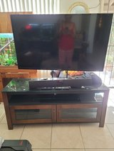 TV, TV Stand, sound bar etc, Everything works great! in 29 Palms, California