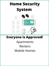 Everyone Approved! Home Security System in Byron, Georgia