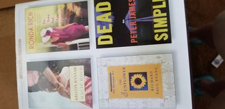 Special Edition 2 (4) Novels each book in Fort Polk, Louisiana
