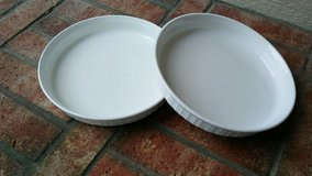 Corning Ware French White pie/quiche dish in Kingwood, Texas
