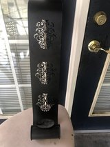 (2) large candle holders in Beaufort, South Carolina