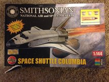 Space Shuttle Columbia model kit in The Woodlands, Texas
