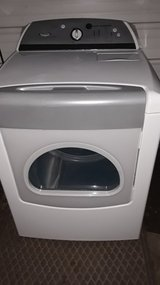 Whirlpool Cabrio super capacity electric dryer for sale in Fort Polk, Louisiana