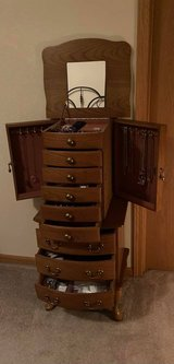 Jewelry Armoire in Plainfield, Illinois
