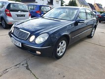 AUTOMATIK MERCEDES E320 * VOLL OPTION*NAVI*LEATHER*PDC* NEW INSPECTION in Spangdahlem, Germany