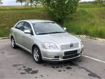 Toyota Avensis automatic low miles in Spangdahlem, Germany