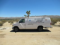 Complete 1999 Ford E350 Van W/Triton V8 - Parts Only in Yucca Valley, California