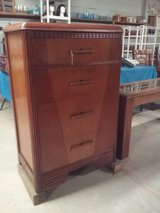 Wood chest of drawers in Fort Polk, Louisiana
