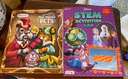 Coloring & STEM Activity Books in Bolingbrook, Illinois